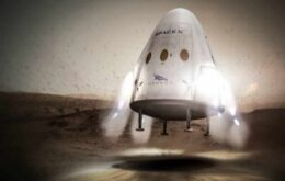 SpaceX enviará suas primeiras espaçonaves a Marte em 2018