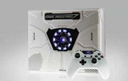 Microsoft revela Xbox One especial com o tema do Homem de Ferro