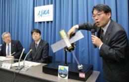 Japão anuncia perda de satélite de US$ 300 milhões