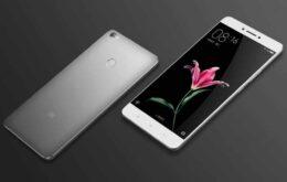 Xiaomi apresenta o Mi Max, um smartphone com tela de 6,44 polegadas