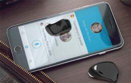 Fone de ouvido faz tradução de conversas em tempo real