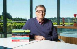 Os cinco livros que todo mundo deveria ler, segundo Bill Gates