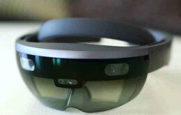 Microsoft abre vendas e agora qualquer um pode comprar um HoloLens