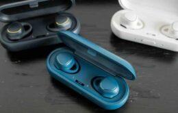 Samsung revela seus primeiros fones de ouvido realmente sem fio