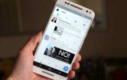 Twitter testa novo app que ocupa pouco espaço e gasta menos 3G