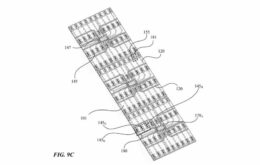 Apple patents flexible screen for wearable devices