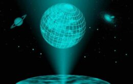 Partículas de vidro líquido podem permitir holograma