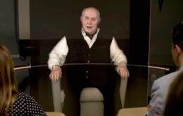 Cientistas criam holograma em 3D capaz de 'conversar' com pessoas