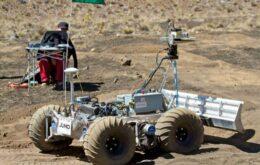 NASA irá pagar US$ 1,5 milhão para quem desenvolver novo robô espacial