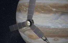 Após viagem de 5 anos, Nasa põe uma sonda na órbita de Júpiter