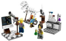 Equipo crea Lego impreso en 3D para construir herramientas de laboratorio