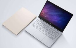 Xiaomi entra no mercado de laptops com modelo semelhante ao MacBook Air