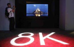 Sharp anuncia receptor 8K em preparação para Olimpíada de 2020