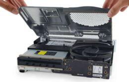 Veja como é o Xbox One S por dentro