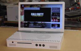 Designer cria versão portátil do Xbox One S