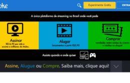 'Netflix brasileiro' foca na produção audiovisual nacional