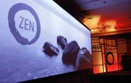 AMD anuncia sua próxima linha de processadores