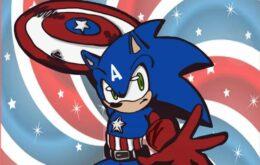 Fãs criam petição para que música de Sonic vire hino dos EUA