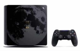 PlayStation 4 ganha edição especial inspirada em Final Fantasy XV
