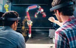 Microsoft teria violado patentes para desenvolver o HoloLens