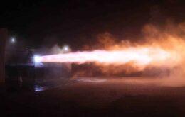 SpaceX testa foguete que levará humanos a Marte
