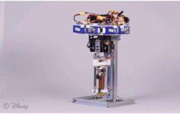 Disney cria robô com uma única função: pular