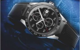 Tag Heuer smartwatch arrives in Brazil costing R $ 7.200
