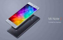 Xiaomi lança 2ª geração do Mi Note