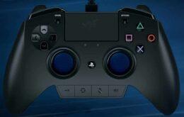Sony revela dois controles avançados compatíveis com PS4
