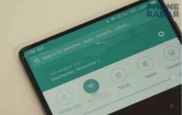 Xiaomi Mi Mix não resiste a queda de uma altura de 30 cm