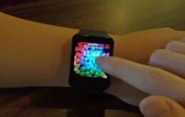 Video shows canceled Microsoft watch in action
