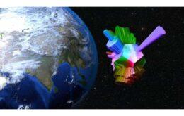 Você pode enviar a sua gargalhada em 3D para o espaço
