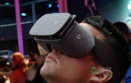 Veja vídeo de como a Nasa usa realidade virtual para treinar astronautas