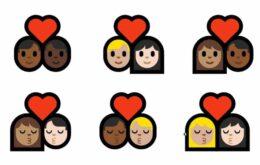 Atualização do Windows 10 traz novos emojis, incluindo casais inter-raciais