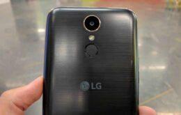 Primeiras impressões: novo LG K10 é bonito por fora e razoável por dentro