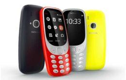 Nokia 3310 não vai funcionar em uma série de países; entenda por quê