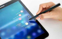 Samsung volta a apostar nos tablets Android; conheça o Galaxy Tab S3