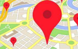 Como deletar seu histórico de localização do Google Maps