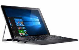 Notebook Acer Switch Alpha 12 impressiona com desempenho e versatilidade