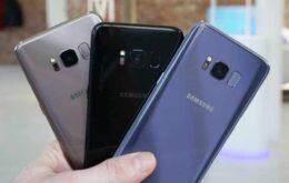Samsung está revisando design da traseira do Galaxy S9, dizem rumores