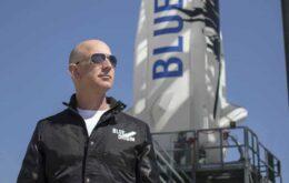Por milhares de dólares, Jeff Bezos vai te enviar para o espaço por 10 minutos