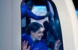 Nave que fará turismo espacial não terá banheiros