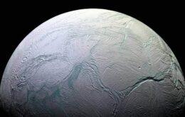 Nasa anuncia ter encontrado condições para vida em lua de Saturno