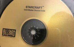 Jogador descobre código-fonte de 'StarCraft' e ganha recompensa da Blizzard