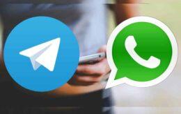 5 recursos que o Telegram tem e o WhatsApp não tem