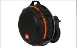 Caixa Bluetooth pode substituir os fones de ouvido dos motociclistas