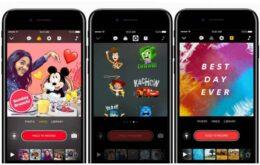 Usuários do iPhone agora podem gravar vídeos com personagens de Disney e Pixar