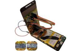 Los piratas informáticos pueden usar la pantalla táctil modificada para secuestrar teléfonos inteligentes