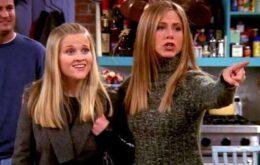 Apple quer produzir série estrelada por Jennifer Aniston e Reese Witherspoon
