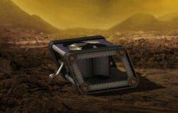 Nasa projeta robô feito para sobreviver às condições extremas de Vênus